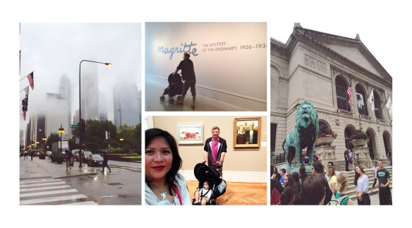 Rainy Day Museum trek